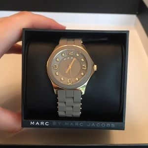 Marc By Marc Jacobs Gray/Green Watch